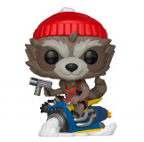 Фигурка Funko POP Marvel: Holiday – Rocket