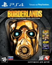 Borderlands: The Handsome Collection (PS4) (GameReplay)