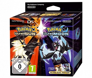 Pokemon Ultra Sun/Moon Deluxe Dual Edition. Ограниченное двойное издание (3DS) от GamePark.ru