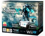 Wii U Premium Pack + Xenoblade Chronicles X