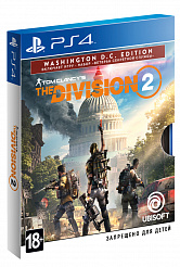 Tom Clancy's The Division 2. Washington D.C. Edition (PS4) (GameReplay)