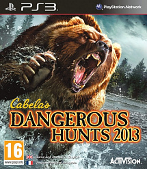 Cabela's Dangerous Hunts 2013 PS move (PS3)
