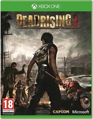 Dead Rising 3 /рус. вер./ (XboxOne) (Б/У)