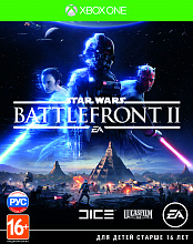 Star Wars Battlefront II (XboxOne) (GameReplay)
