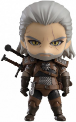Фигурка Nendoroid The Witcher 3 Wild Hunt – Geralt (re-run)