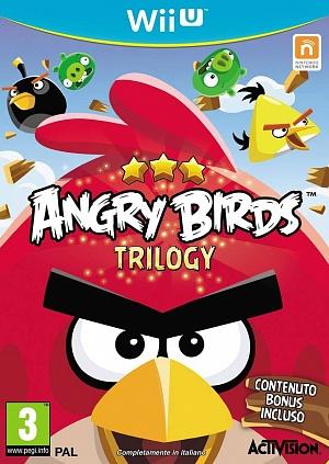 Angry Birds Trilogy (WiiU)