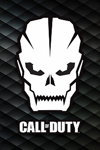 Постер Maxi Pyramid – Call Of Duty (Skull)