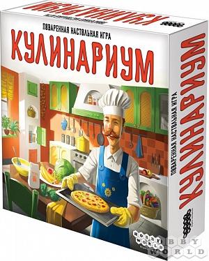 Настольная игра: Кулинариум фото