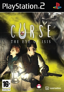 Curse: The Eye of Isis (PS2)