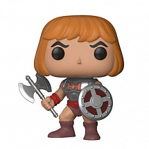 Pop!Vinyl: Masters of the Universe Series 2 He-Man with Battle Armor 22038