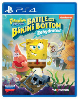 SpongeBob SquarePants: Battle For Bikini Bottom – Rehydrated (PS4)