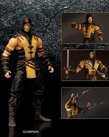 Фигурка Mortal Kombat X Scorpion