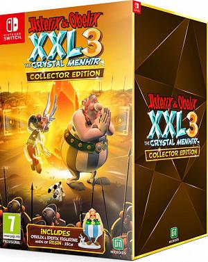 Asterix & Obelix XXL 3 – The Crystal Menhir. Коллекционное издание (Nintendo Switch) фото