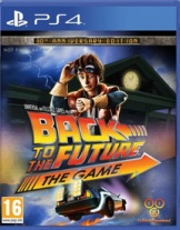 Back to the Future: The Game (PS4)