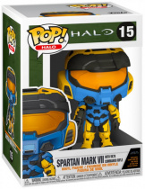 Фигурка Funko POP Halo Infinite – Spartan Mark VII with VK78 B&Y (Deco) (51104)