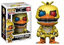 Фигурка Funko POP Games Five Nights at Freddy's: Nightmare Chica (9,5 см)