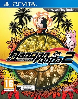 Danganronpa 2: Goodbye Despair (PSVita)