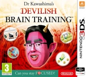 3DS Dr Kawashima's Devilish Brain Training: Can you stay focused? (3DS)