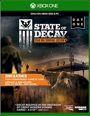 State of Decay: Year-One Survival Edition (XboxOne) (Gamereplay) фото