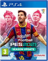 eFootball PES 2021 – Season Update (PS4)