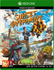 Sunset Overdrive (Xbox One) (GameReplay)