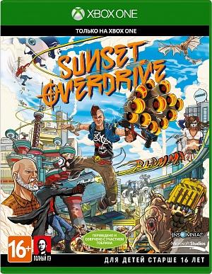 Sunset Overdrive (Xbox One) от GamePark.ru
