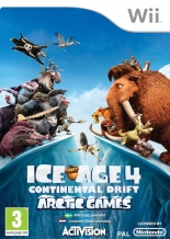 Ice Age 4: Continental Drift. Arctic Games (Wii)