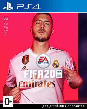 FIFA 20 (PS4) (GameReplay) фото