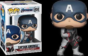 Фигурка Funko POP Marvel: Avengers Endgame – Captain America фото
