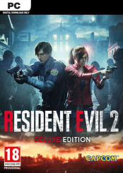 Resident Evil 2. Deluxe Edition (PC-цифровая версия)