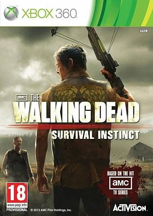 The Walking Dead: Survival Instinct (Xbox 360) (GameReplay) фото