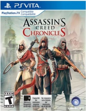 Assassin's Creed Chronicles (PSVita)