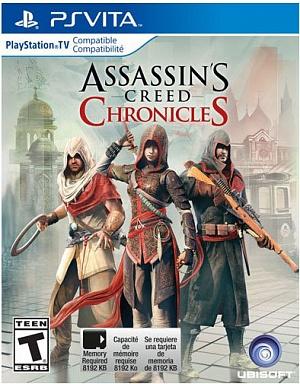 Assassin's Creed Chronicles (PSVita)