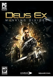 Deus Ex: Mankind Divided day one edition (PC)