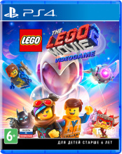 The LEGO Movie 2: Videogame (PS4) (GameReplay)