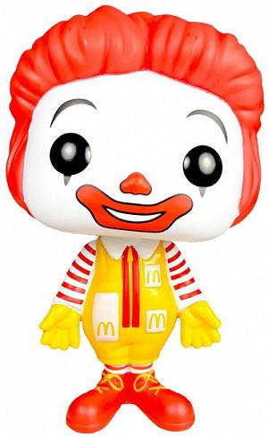 Фигурка Funko POP Ad Icons – Ronald McDonald (45722)