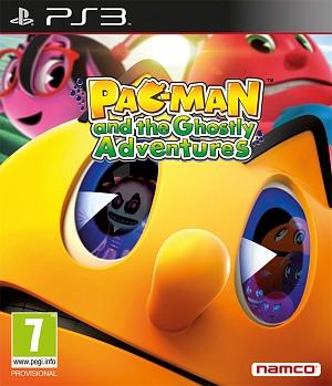 Пакман в мире привидений (PS3)
