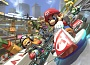 Nintendo Switch Neon grey + Mario Kart 8 Deluxe (Switch)