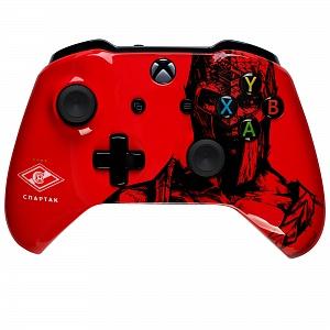 "Кастомизированный контроллер Xbox One ""Гладиатор"""