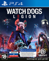 Watch Dogs: Legion (PS4) – версия GameReplay