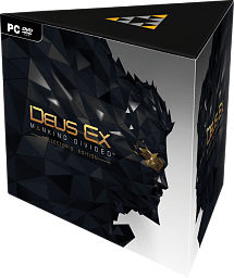 Deus Ex: Mankind Divided Collector's Edition (PC)