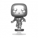 Фигурка Funko POP Marvel: Fantastic Four – Silver Surfer (MT)