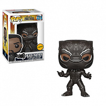 POP! Bobble: Marvel: Black Panther Black Panther Chase 23129