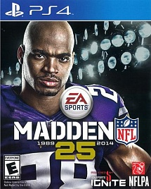 Madden NFL 25 (PS4) (GameReplay)