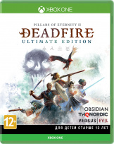 Pillars of Eternity II: Deadfire. Ultimate Edition (Xbox One)