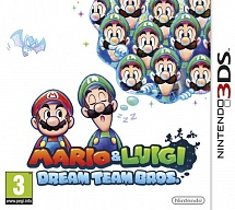 Mario & Luigi: Dream Team Bros. (3DS)