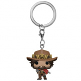 Брелок Funko POP: Overwatch – McCree