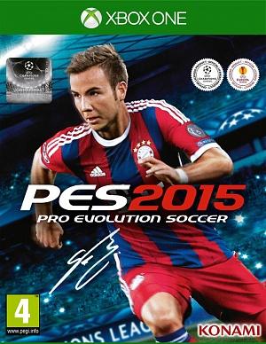 Pro Evolution Soccer 2015 (XboxOne)