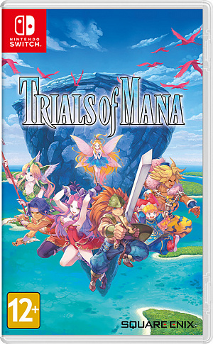 Trials of Mana (Nintendo Switch) фото