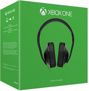 Гарнитура Stereo Headset (XboxOne)
